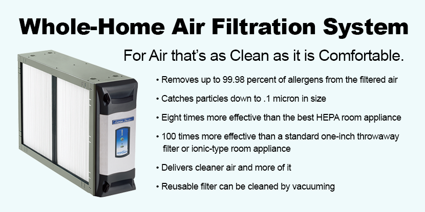 Dutchman Air Filteration Air Purifiers Sale Installation