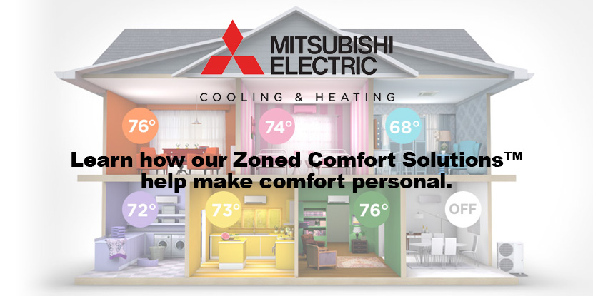 right systems pumps ashland mini heat split you heating is for comfort control a mitsubishi blog
